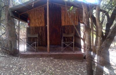 Tent 5 Exterior