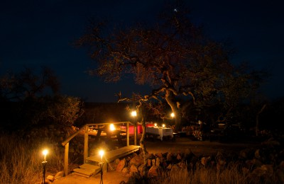 Our beautiful Marula Tree Boma