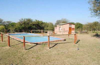 Masango Camp pool