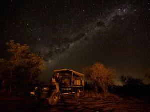 The beautiful African Sky